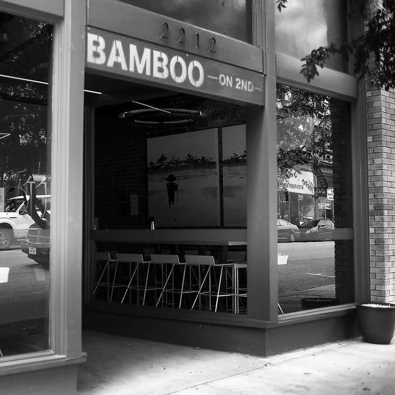 Bamboo on 2nd