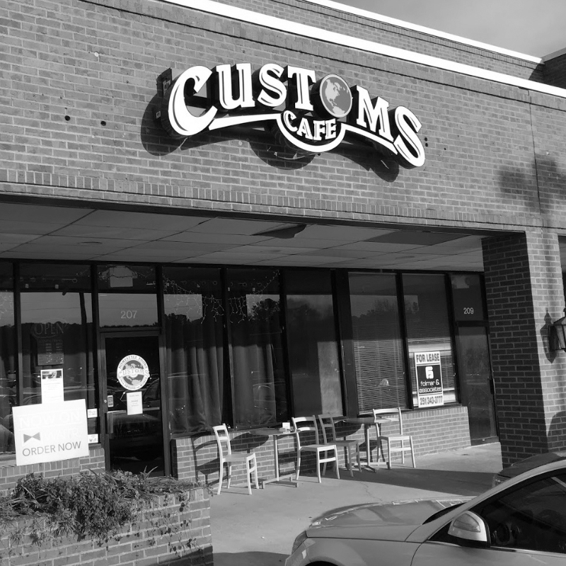 Customs Cafe