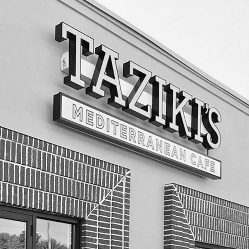 Taziki's Mediterranean Café: Alabaster