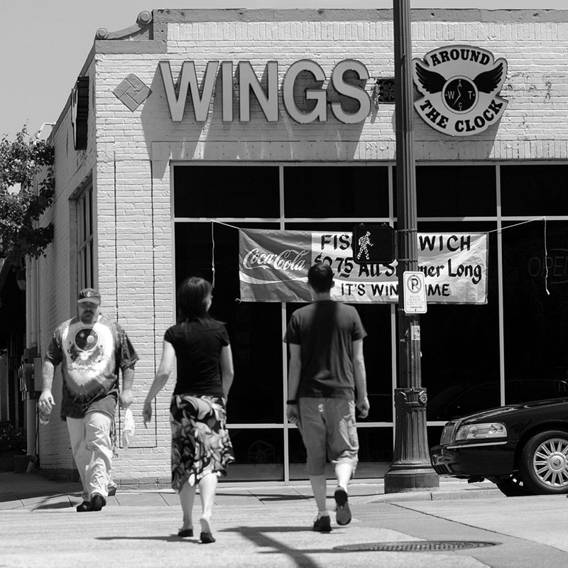 Wings Around the Clock